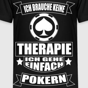 Pokern - Kinder Premium T-Shirt