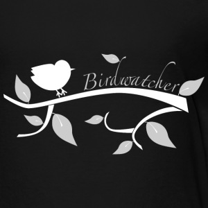 Birdwatcher - Kinder Premium T-Shirt