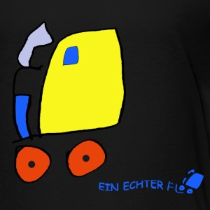 TRAIN COLORFUL - VÉRITABLE FLO - T-shirt Premium Enfant