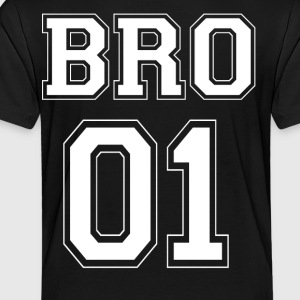 BRO 01 - White Edition - Premium-T-shirt barn