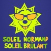 soleil normand brulant citation humour - T-shirt Premium Enfant