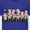 Milk Bar - Cow- Cows - Cartoon T-Shirt - Kids' Premium T-Shirt