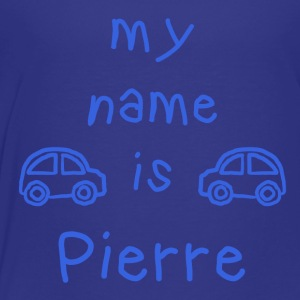 PIERRE MEIN NAME - Kinder Premium T-Shirt