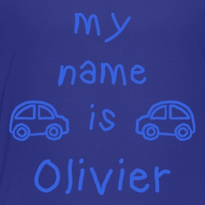 OLIVIER MY NAME IS - T-shirt Premium Enfant