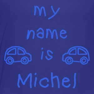 MICHEL IST MEIN NAME - Kinder Premium T-Shirt