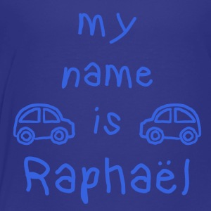 RAPHAEL MY NAME IS - Kids' Premium T-Shirt