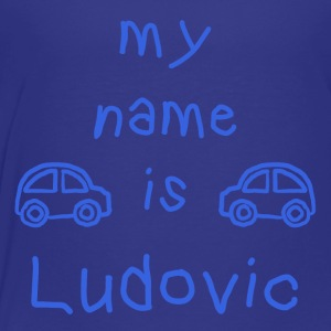 LUDOVIC MY NAME IS - Kids' Premium T-Shirt