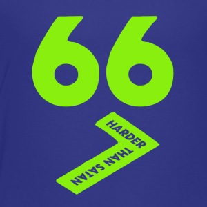 667 Harder dan Satan - Kinderen Premium T-shirt