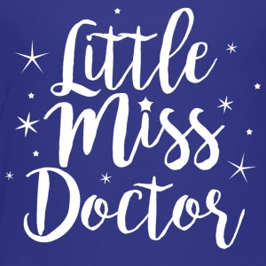Little miss Doctor - Kinderen Premium T-shirt