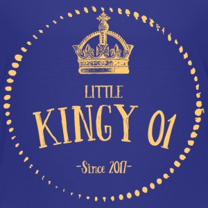 little KINGY 01 - Kinder Premium T-Shirt
