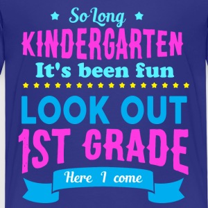 CHILDREN - 1st GRADE - FIRST CLASS - Kids' Premium T-Shirt