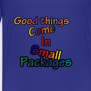 Good Things Come In Small Packages - Kids' Premium T-Shirt