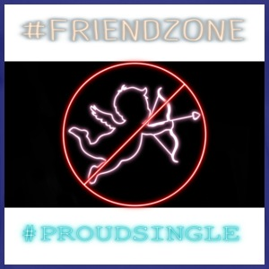 #Friendzone - Premium T-skjorte for barn