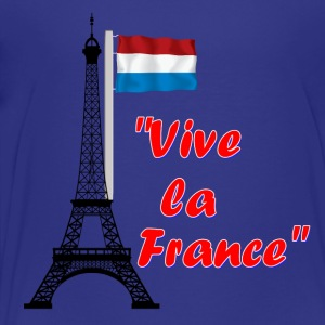 vive la France - T-shirt Premium Enfant