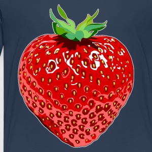 Strawberry Strawberry Frais sexy vruchten fruit - Kinderen Premium T-shirt