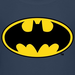 Batman Logo Gelb Kinder T-Shirt