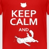Keep calm and... Be A Cat ! - T-shirt Premium Enfant