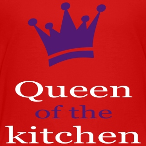 queen of the kitchen - Kinder Premium T-Shirt