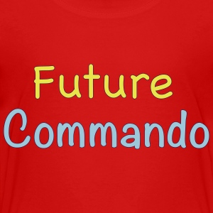 Future Commando - T-shirt Premium Enfant