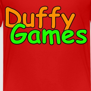 Duffygames in color. - Kids' Premium T-Shirt