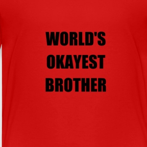MONDIAL DE BROTHER OKAYEST - T-shirt Premium Enfant
