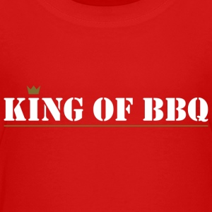 king of bbq - Kids' Premium T-Shirt