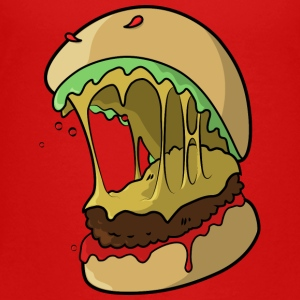 Frankenburger - Premium-T-shirt barn