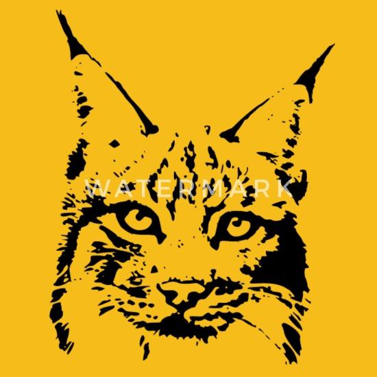 Luchs Lynx Cougar Wild Cat Katze Raubtier Löwe Kinder