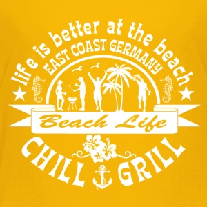 Chill Grill East Coast - Kids' Premium T-Shirt
