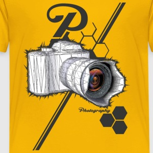 CAM spike photography - Kinder Premium T-Shirt