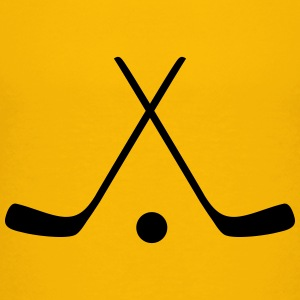 hockey sticks / hockey symbol