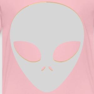 Alien head - Kids' Premium T-Shirt