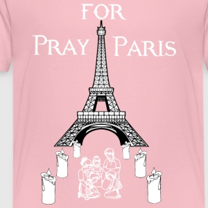 Be for Paris - Premium T-skjorte for barn