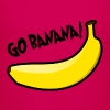 Funny The Simpsons quote: Go banana! - Kids' Premium T-Shirt