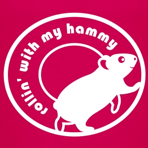 Rollin' With My Hammy 'Hamster Wheel'