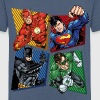 DC Comics Justice League Superhelden - Kinder Premium T-Shirt