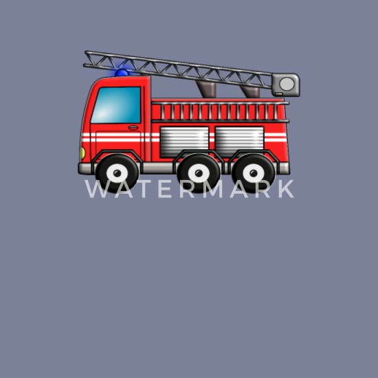 99f3026ba3d Firefighters children firetruck firefighter - Kids' Premium T-Shirt. Front.  Back. Design