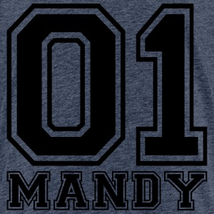 Mandy - Name - Kinder Premium T-Shirt