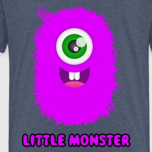monster109 - Premium-T-shirt barn