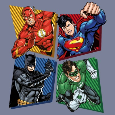 DC Comics Justice League Superhelden