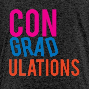 High School / Graduation: Congratulations - Kids' Premium T-Shirt