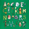 Colorful Animal Alphabet - Kids' Premium T-Shirt