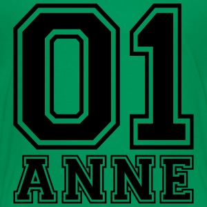 Anne - Name - Kids' Premium T-Shirt