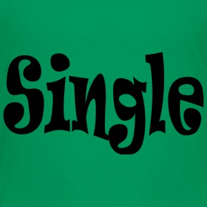 Single Black - Kids' Premium T-Shirt