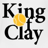 King of Clay Tennis Ball - Teenager Premium T-Shirt