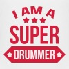 Drummer / Drums / Batterie / Schlagzeug / Batteur - Teenage Premium T-Shirt