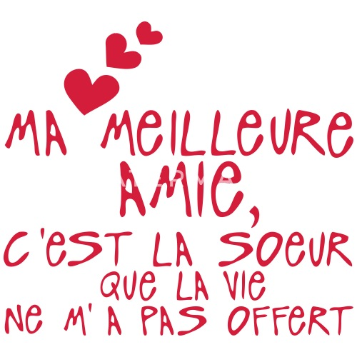 Amie Soeur Citation
