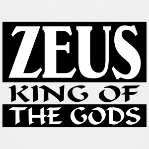 Zeus _-_ King_Of_The_Gods - Premium-T-shirt tonåring