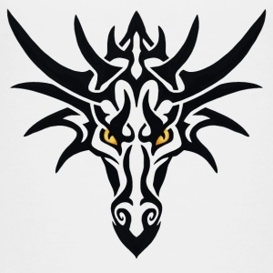 Tribal Dragon - Teenager Premium T-Shirt