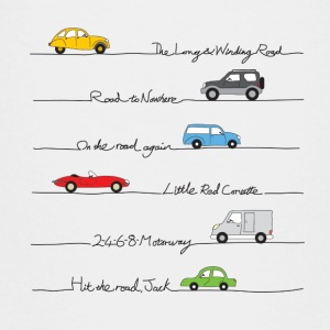 Cars and motoring - Teenage Premium T-Shirt